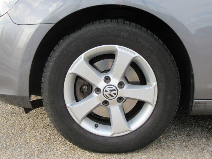 Volkswagen Golf VI 1.4 80CH TRENDLINE 5P Gris Fonce Occasion - 7