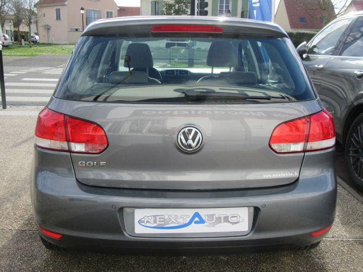 Volkswagen Golf VI 1.4 80CH TRENDLINE 5P Gris Fonce Occasion - 8
