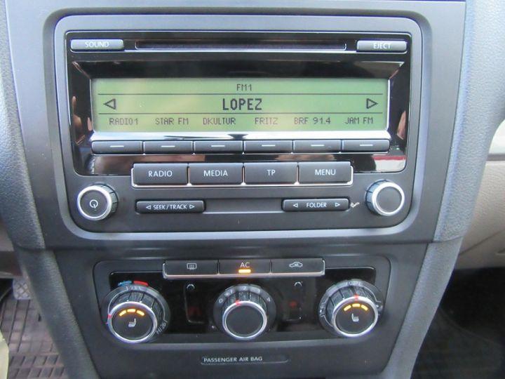 Volkswagen Golf VI 1.4 80CH TRENDLINE 5P Gris Fonce Occasion - 13