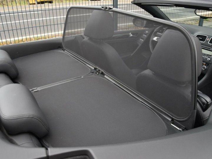 Volkswagen Golf VI 2.0TSI  210GTI CABRIO DSG (07/2013) noir nacré métal - 17