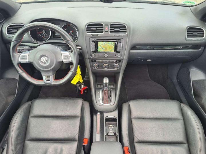 Volkswagen Golf VI Cabriolet 2.0 TSI GTI - 211cv *Livraison & Garantie 12 mois* Noir - 2
