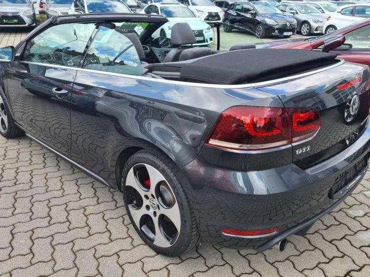 Volkswagen Golf VI Cabriolet 2.0 TSI GTI - 211cv *Livraison & Garantie 12 mois* Noir - 3