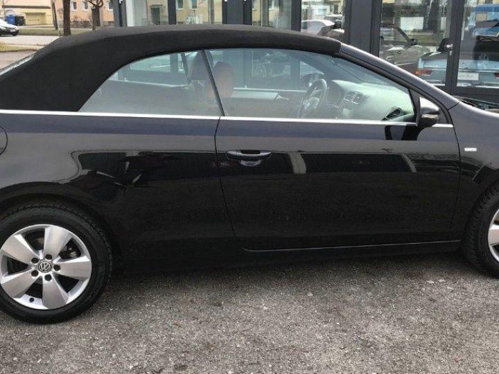 Volkswagen Golf VI Cabriolet 2.0TDI 140 Life DSG6 noir métal nacré - 6