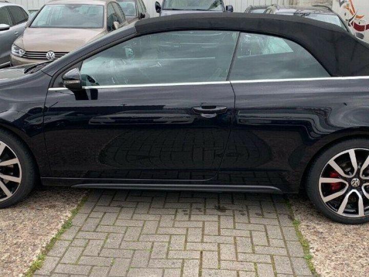 Volkswagen Golf VI  GTI 2.0 210 DSG noir métal - 3