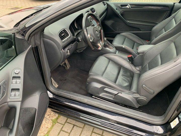 Volkswagen Golf VI  GTI 2.0 210 DSG noir métal - 10