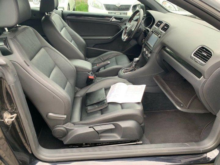 Volkswagen Golf VI  GTI 2.0 210 DSG noir métal - 12