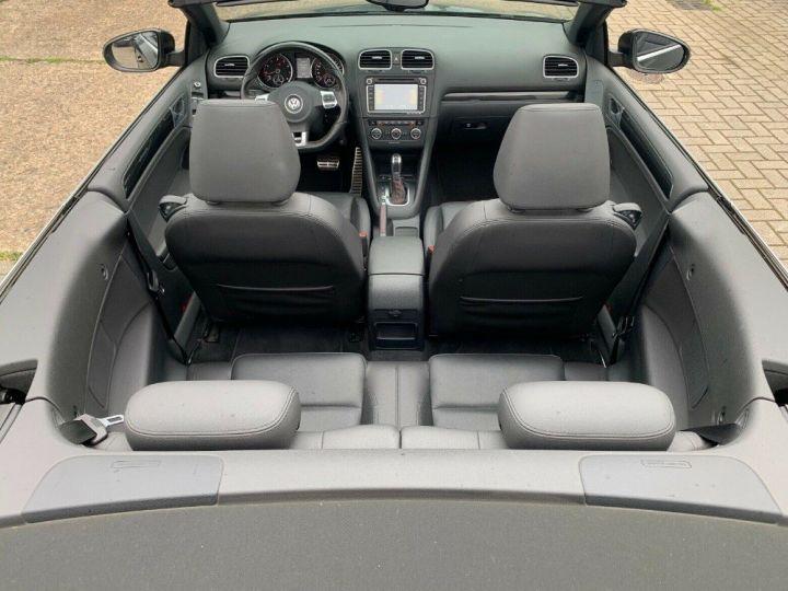 Volkswagen Golf VI  GTI 2.0 210 DSG noir métal - 15