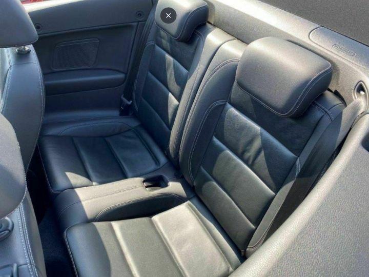 Volkswagen Golf VI R 2.0 TSI 265 DSG6 Cabriolet 09/2013 Blanc métal  - 5
