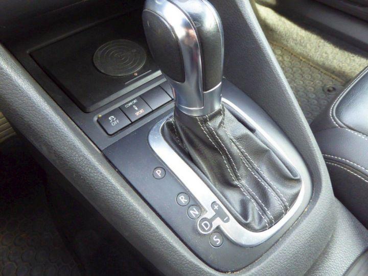 Volkswagen Golf VI R 2.0 TSI 265 DSG6 Cabriolet 09/2013 Blanc métal  - 13