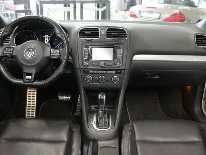 Volkswagen Golf VI R Cabriolet 2.0 TSI 265 DSG BLANC - 12