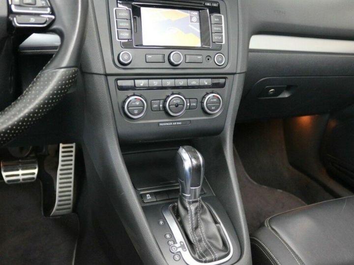 Volkswagen Golf VI R Cabriolet 2.0 TSI 265 DSG BLANC - 14