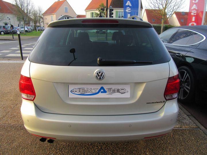 Volkswagen Golf VI SW 1.4 TSI 122CH CONFORTLINE 5P Gris Clair Occasion - 7