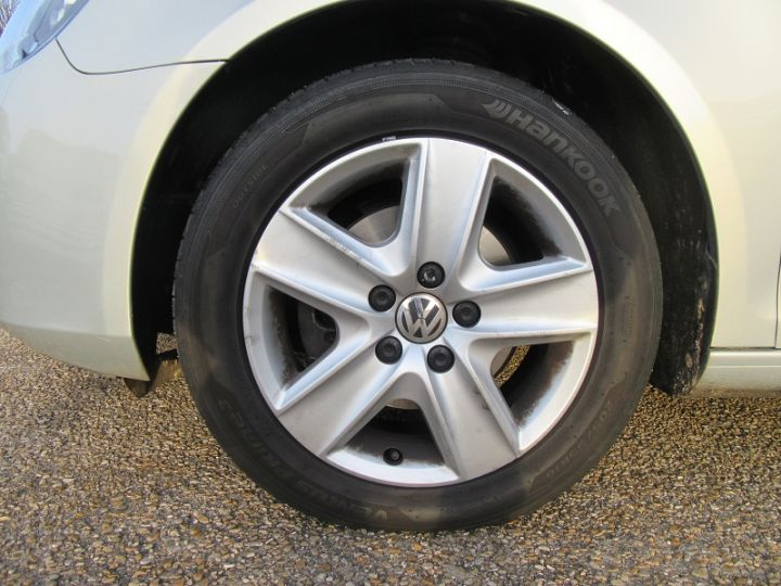 Volkswagen Golf VI SW 1.4 TSI 122CH CONFORTLINE 5P Gris Clair Occasion - 17