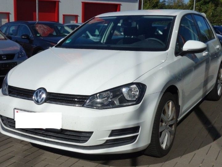 Volkswagen Golf VII 1.2 TSI 110 BLUEMOTION  CONFORTLINE 5P (09/2017) blanc - 1