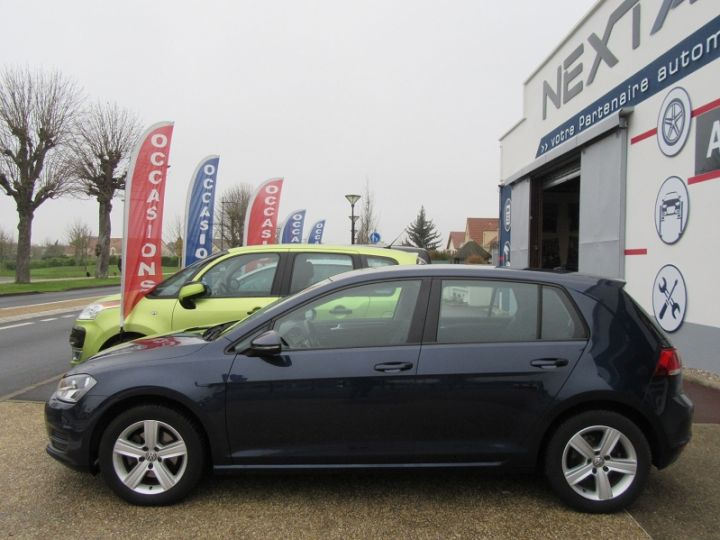 Volkswagen Golf VII 1.2 TSI 85CH BLUEMOTION TECHNOLOGY CONFORTLINE 5P Bleu Occasion - 5