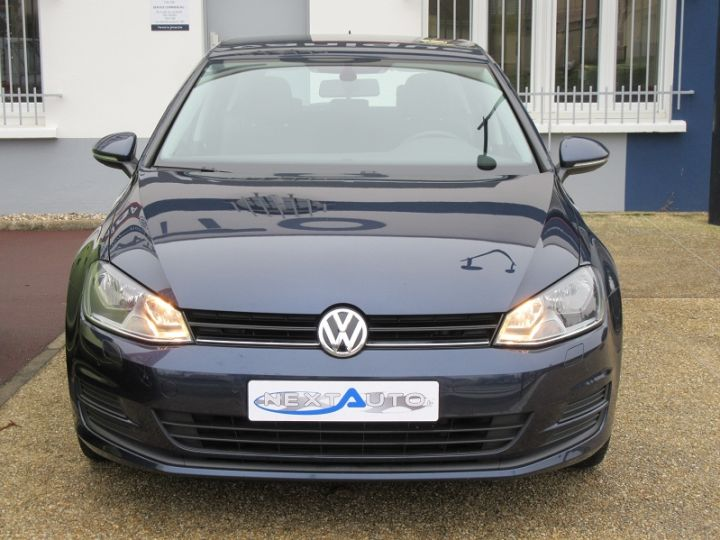 Volkswagen Golf VII 1.2 TSI 85CH BLUEMOTION TECHNOLOGY CONFORTLINE 5P Bleu Occasion - 6