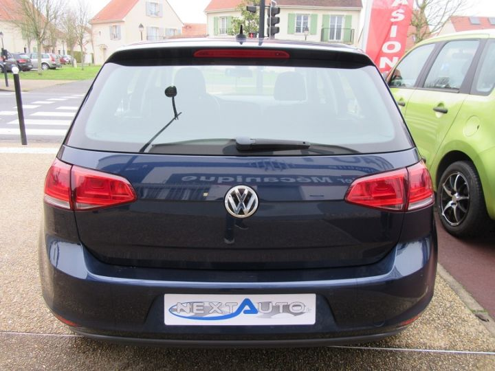 Volkswagen Golf VII 1.2 TSI 85CH BLUEMOTION TECHNOLOGY CONFORTLINE 5P Bleu Occasion - 7