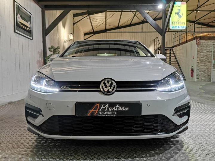 Volkswagen Golf VII 1.5 TSI 150 CV CARAT BV6 5P Blanc - 3