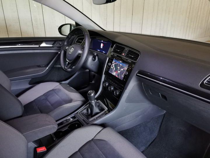 Volkswagen Golf VII 1.5 TSI 150 CV CARAT BV6 5P Blanc - 7