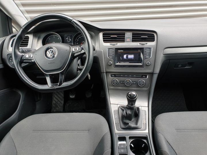 Volkswagen Golf VII 1.6 TDI 105 CONFORTLINE 5P o Gris Métallisé Occasion - 5