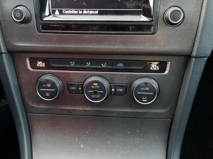 Volkswagen Golf VII 1.6 TDI 105 CONFORTLINE 5P o Gris Métallisé Occasion - 10