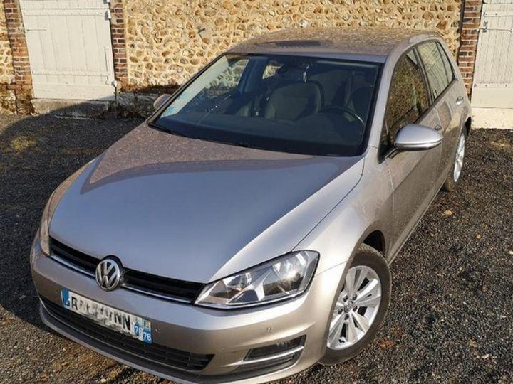 Volkswagen Golf VII 1.6 TDI 105 CONFORTLINE 5P o Gris Métallisé Occasion - 14