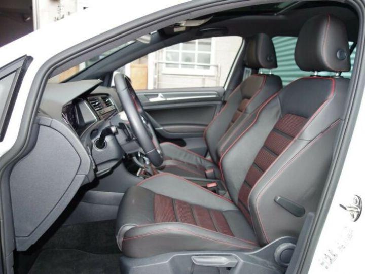 Volkswagen Golf VII 2.0 GTI PERFORMANCE 245Ch  BLANC METALISEE Occasion - 5