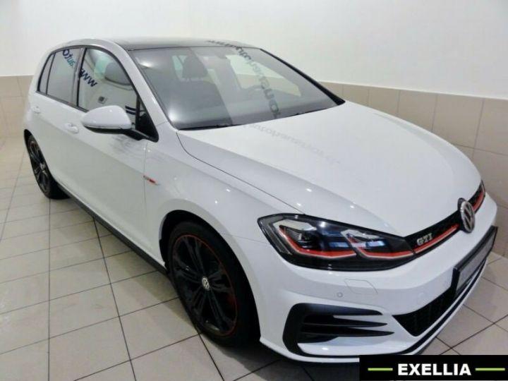 Volkswagen Golf VII 2.0 GTI PERFORMANCE 245Ch  BLANC METALISEE Occasion - 10