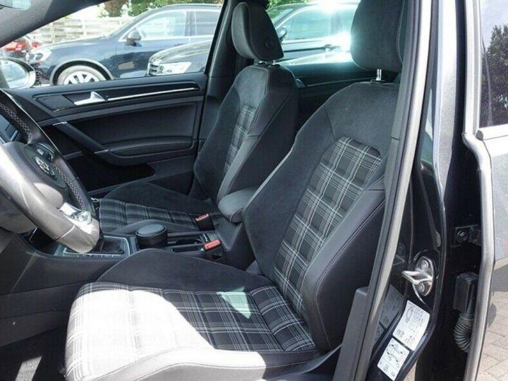 Volkswagen Golf  VII 2.0 TDI 184 BLUEMOTION TECHNOLOGY GTD 5P/2016(Toit panoramique/Alcantara gris daytona métal - 7