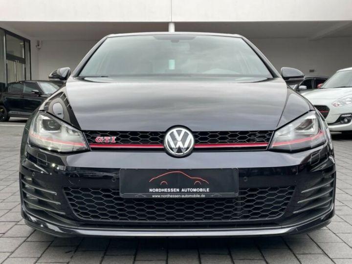 Volkswagen Golf # VII GTI Performance Noir Peinture métallisée - 4