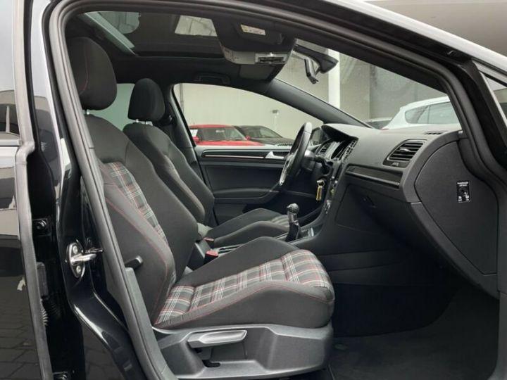 Volkswagen Golf # VII GTI Performance Noir Peinture métallisée - 6