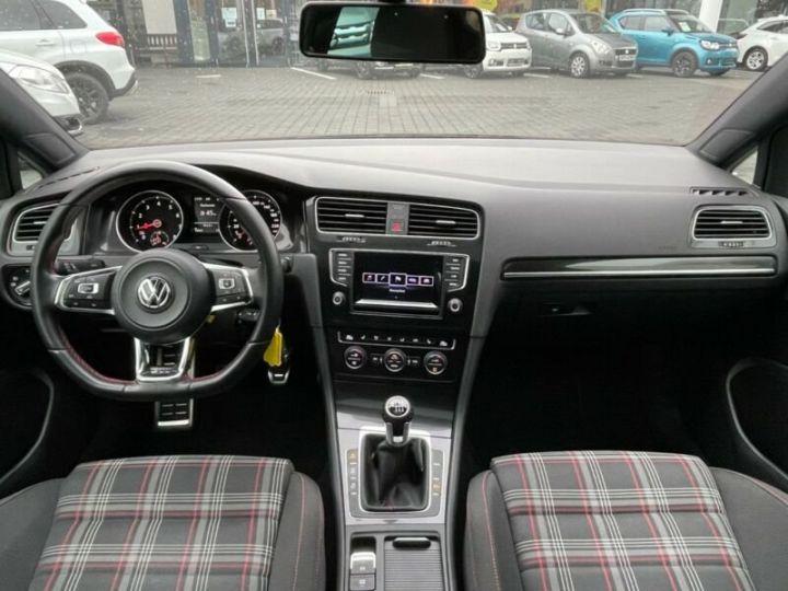 Volkswagen Golf # VII GTI Performance Noir Peinture métallisée - 7