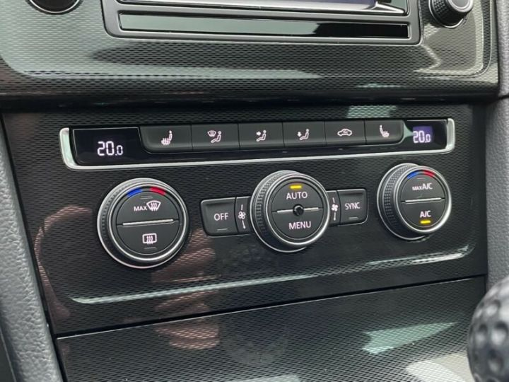 Volkswagen Golf # VII GTI Performance Noir Peinture métallisée - 12