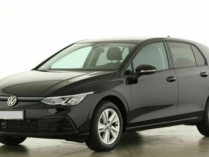 Volkswagen Golf VIII 1.5 TSI Life Business 05/2020 BV6 noir métal - 1