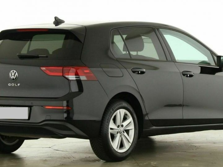 Volkswagen Golf VIII 1.5 TSI Life Business 05/2020 BV6 noir métal - 4