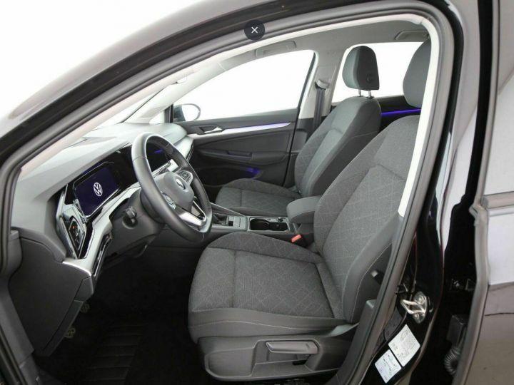 Volkswagen Golf VIII 1.5 TSI Life Business 05/2020 BV6 noir métal - 5