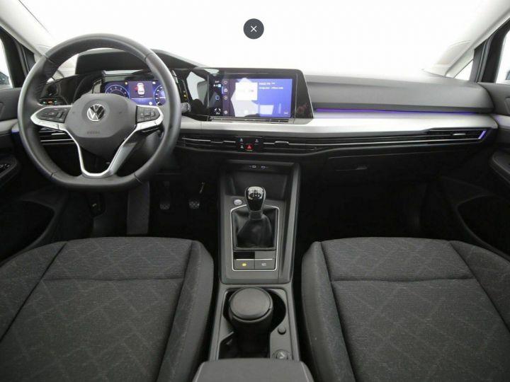 Volkswagen Golf VIII 1.5 TSI Life Business 05/2020 BV6 noir métal - 6