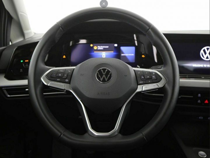 Volkswagen Golf VIII 1.5 TSI Life Business 05/2020 BV6 noir métal - 8