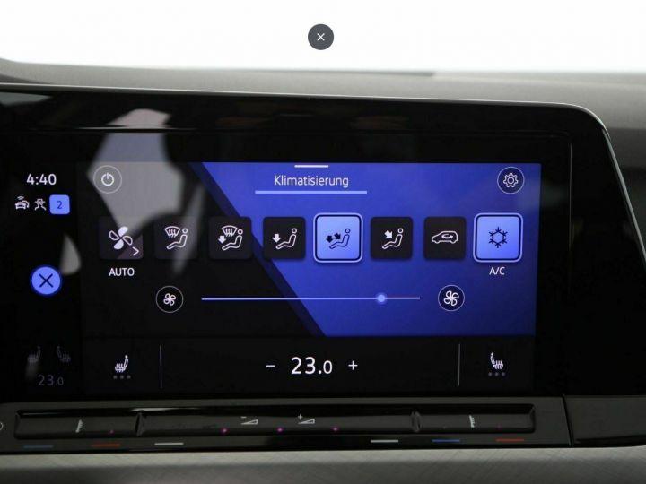 Volkswagen Golf VIII 1.5 TSI Life Business 05/2020 BV6 noir métal - 9