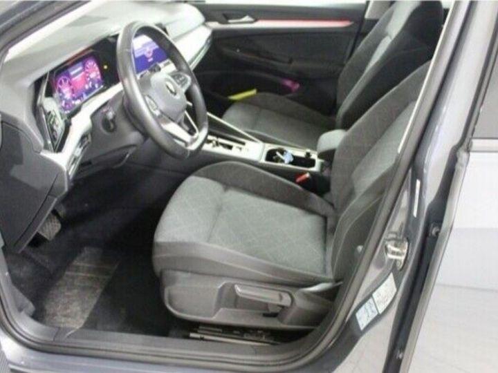 Volkswagen Golf VIII 2.0 TDI 150  DSG Life  gris dauphin métal - 7