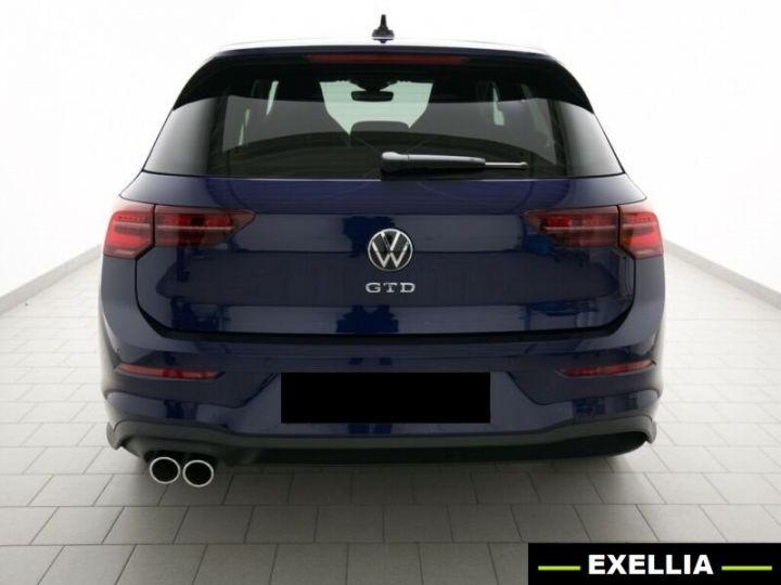 Volkswagen Golf VIII GTD 2.0  BLEU PEINTURE METALISE Occasion - 2