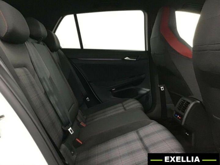 Volkswagen Golf VIII GTI BLANC PEINTURE METALISE  Occasion - 5