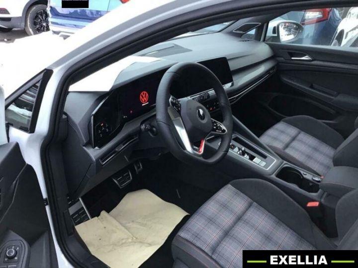Volkswagen Golf VIII GTI BLANC PEINTURE METALISE  Occasion - 2