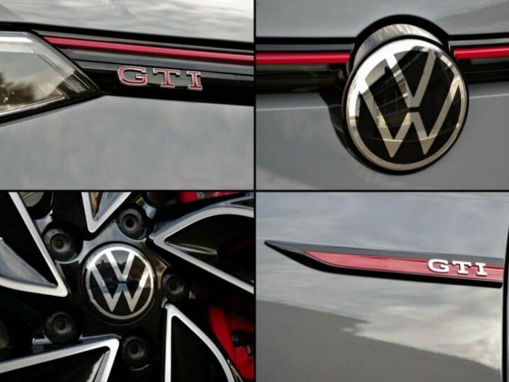 Volkswagen Golf VIII GTI GRIS PEINTURE METALISE  Occasion - 13