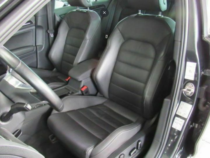 Volkswagen Golf Volkswagen Golf VII GTD 2.0 TDI BM 184 (toit pano-interieur cuir) gris daytona métal - 6