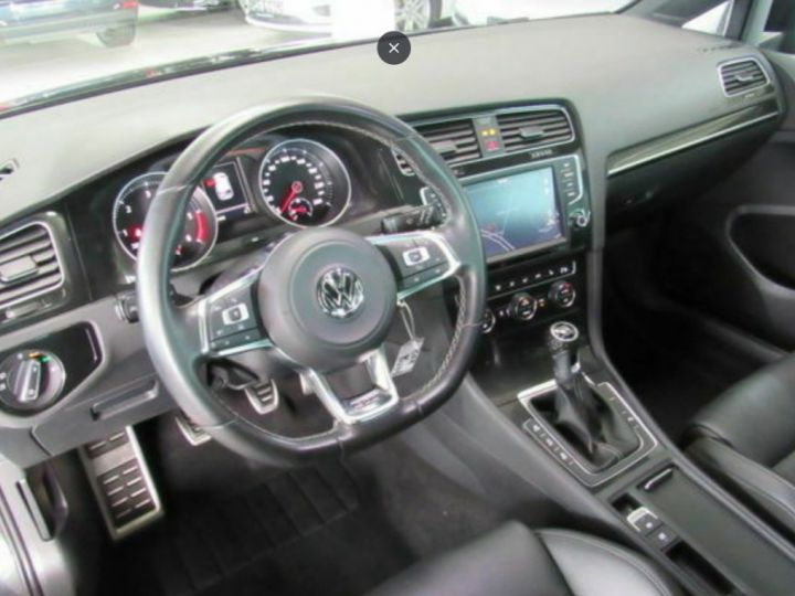 Volkswagen Golf Volkswagen Golf VII GTD 2.0 TDI BM 184 (toit pano-interieur cuir) gris daytona métal - 9