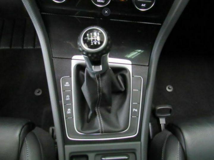 Volkswagen Golf Volkswagen Golf VII GTD 2.0 TDI BM 184 (toit pano-interieur cuir) gris daytona métal - 11