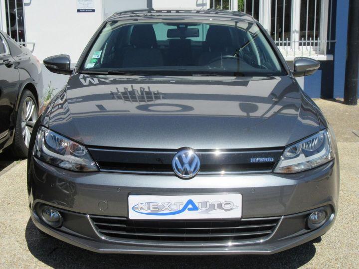 Volkswagen Jetta 1.4 TSI 170CH HYBRID CONFORTLINE BUSINESS DSG7 Gris Fonce - 7