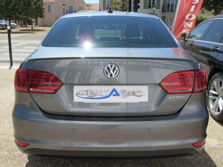 Volkswagen Jetta 1.4 TSI 170CH HYBRID CONFORTLINE BUSINESS DSG7 Gris Fonce - 8