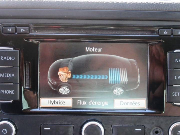Volkswagen Jetta 1.4 TSI 170CH HYBRIDE CONFORTLINE DSG7 Gris Fonce Occasion - 10